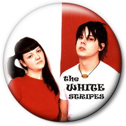 Значок The White Stripes tws16
