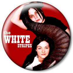 Значок The White Stripes tws17