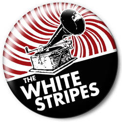 Значок The White Stripes tws19