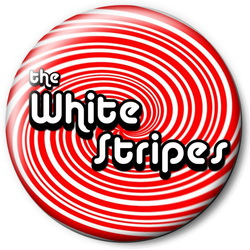 Значок The White Stripes tws20