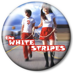 Значок The White Stripes tws5