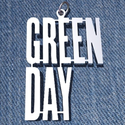 Подвеска кулон GREEN DAY  gd-ped-2