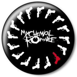Значок MY CHEMICAL ROMANCE  znmcr20