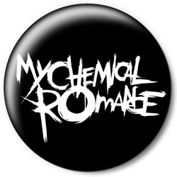 Значок MY CHEMICAL ROMANCE  znmcr33
