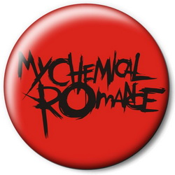 Значок MY CHEMICAL ROMANCE  znmcr35
